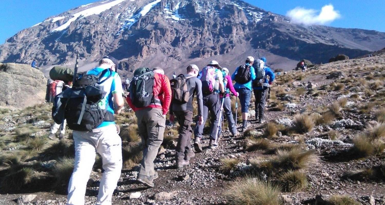 Kilimanjaro Trekking safari- deoadventure